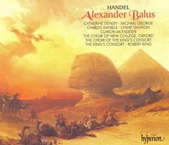 Handel, G.F. - Handel: Alexander Balus