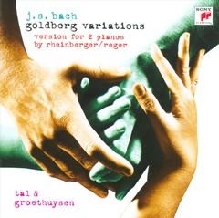 Bach, J.S. - Bach J S: Goldberg Variations