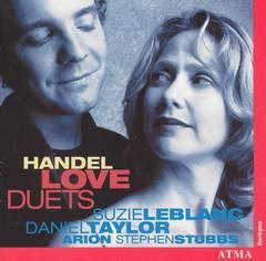 Handel, G.F. - Handel: Love Duets