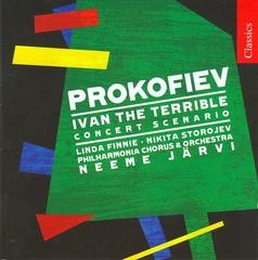 Neeme Järvi - Ivan the Terrible [Chandos]