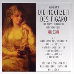 Karl Böhm - Mozart: Die Hochzeit des Figaro (Le Nozze di Figaro) (Gesamtausgabe)