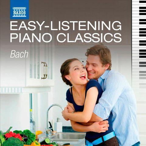 Bach, J.S. - Easy-Listening Piano Classics: Bach
