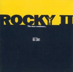 Bill Conti - Rocky II [Original Motion Picture Score]