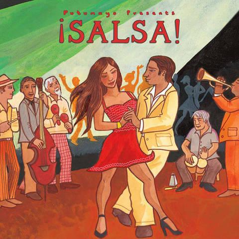 Putumayo Presents - Putumayo Presents: Salsa