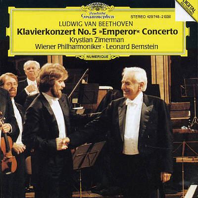 Beethoven, L. Van - Beethoven: Piano Concerto No.5 'Emperor' [Germany]