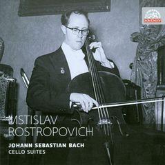 Mstislav Rostropovich - Johann Sebastian Bach: Cello Suites