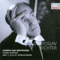 Sviatoslav Richter - Beethoven: Piano Sonatas Nos. 7, 12 & 23