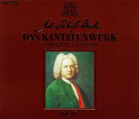 Bach, J.S. - Bach: Das Kantatenwerk Vol. 35 (Complete Cantatas)