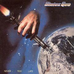 Status Quo - Never Too Late [Bonus Track]