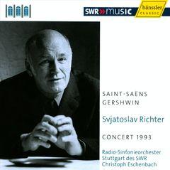 Sviatoslav Richter - Concert 1993