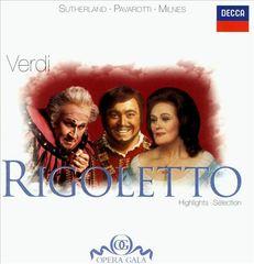 Verdi, G. - Verdi: Rigoletto [Highlights]