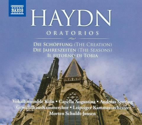 Haydn, J. - Haydn: Oratorios [Box Set]