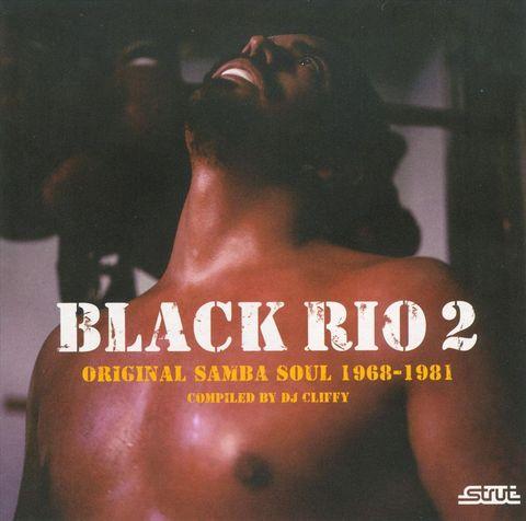 Various Artists - Black Rio, Vol. 2: Original Samba Soul 1968-1981