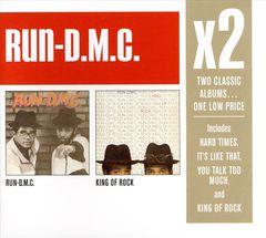 Run-D.M.C. - Run-D.M.C./King of Rock