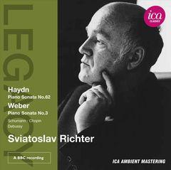 Sviatoslav Richter - Sviatoslav Richter plays Haydn, Weber, Chopin & Debussy