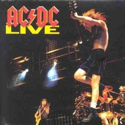 AC/DC - Live [EPC Vinyl]