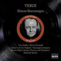 Verdi, G. - Verdi: Simon Boccanegra (1957 Recording)