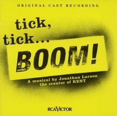 Musical - Tick, Tick...Boom! [Original Cast Recording]