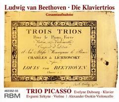 Beethoven, L. Van - Ludwig van Beethoven: Die Klaviertrios