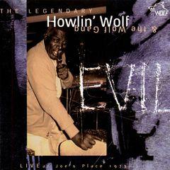 Howlin' Wolf & the Wolf Gang - Live at Joe's 1973