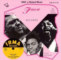 VARIOUS ARTISTS - 1950's Oakland Blues
