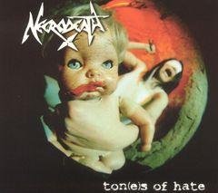 Necrodeath - Ton(e)s of Hate