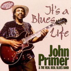 John Primer - It's a Blues Life