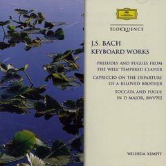Bach, J.S. - Bach: Keyboard Works [Australia]