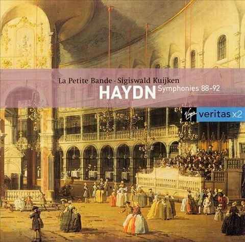 Haydn, J. - Haydn: Symphonies Nos. 88 - 92