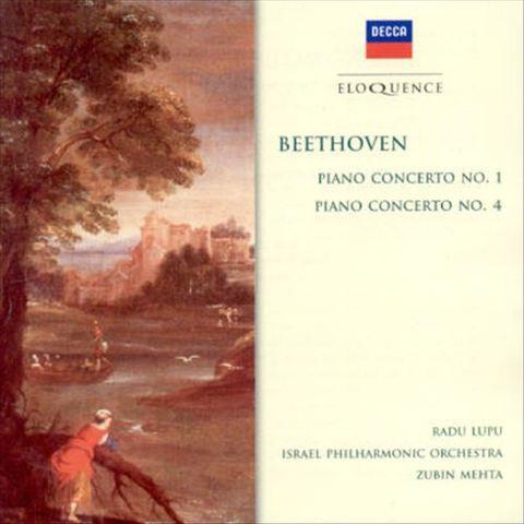 Beethoven, L. Van - Beethoven: Piano Concertos Nos. 1 & 4 [Australia]