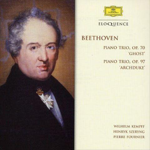 Beethoven, L. Van - Beethoven: Piano Trios Op. 70 & 97 [Australia]
