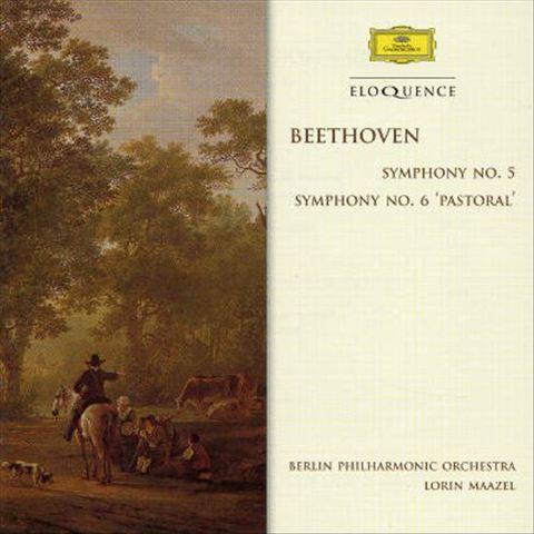 Beethoven, L. Van - Beethoven: Symphonies Nos. 5 & 6' Pastoral' [Australia]