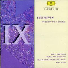 Karl Böhm - Beethoven: Symphony No. 9 'Choral' [Australia]