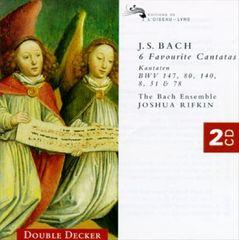 Bach, J.S. - Bach: Cantatas Nos. 147, 80, 140, 8, 51 & 78