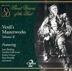 Verdi, G. - Verdi's Masterworks, Vol. 2
