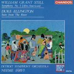 "Neeme Järvi - William Grant Still: Symphony No. 1 ""Afro-American""; Duke Ellington: Suite from The River"