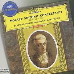 Karl Böhm - Mozart: Sinfonie Concertanti K297b & 364