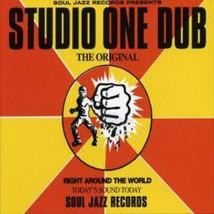 VARIOUS ARTISTS - Studio One Dub