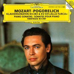 Ivo Pogorelich - Mozart: Klaviersonaten