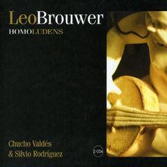Leo Brouwer - Homoludens