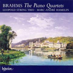 Marc-André Hamelin - Brahms: The Piano Quartets
