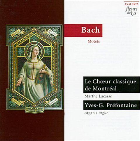 Bach, J.S. - Bach Motets
