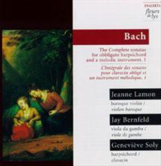 Bach, J.S. - Bach: Sonatas Nos. 3-5
