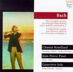 Bach, J.S. - Remillard, Pinet, Soly