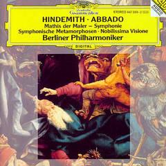 Hindemith, P. - Hindemith: Mathis der Maler; Symphonie; Symphonische Metamorphosen; Nobilissima Visione [Australia]