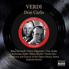 Verdi, G. - Verdi: Don Carlos