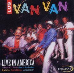 Los Van Van - Live in America