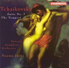 Neeme Järvi - Tchaikovsky: Suite No. 2; The Tempest