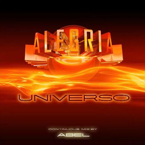Abel - Alegria Universo