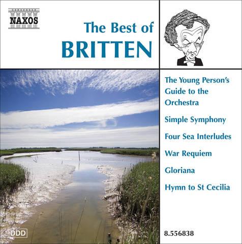Britten, B. - The Best of Britten